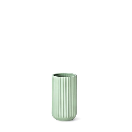 3015-lyngby-vasen-15-cm-mat-groen-porcelaen-500x500