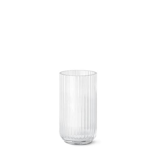 lyngby vase clear glass 20 cm. Black Bedroom Furniture Sets. Home Design Ideas