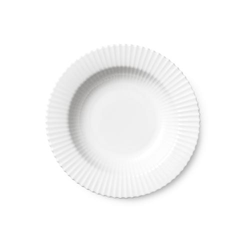 123-lyngby-dyb-tallerken-23-cm-hvid-porcelaen-500x500