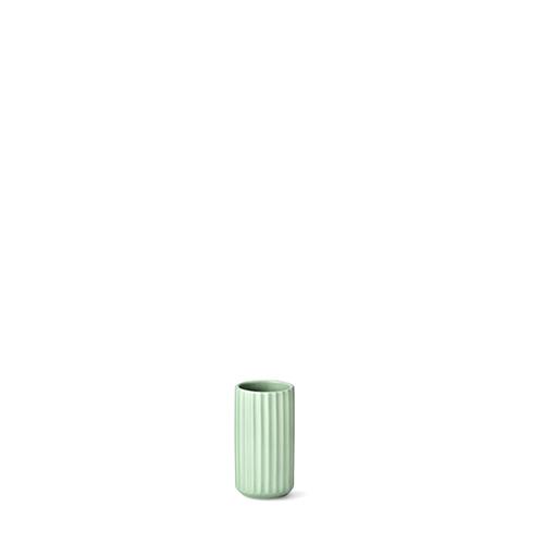 3009-lyngby-vasen-9-cm-mat-groen-porcelaen-500x500