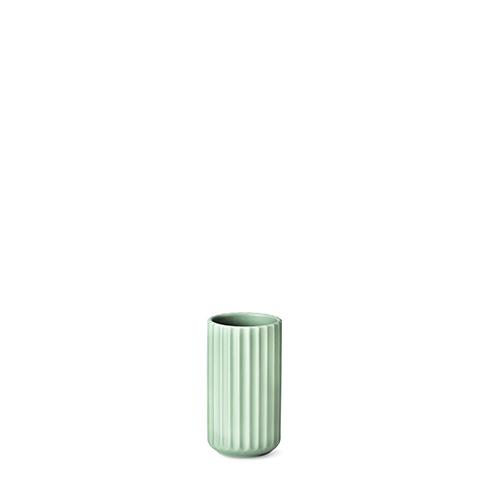 3012-lyngby-vasen-12-cm-mat-groen-porcelaen-500x500