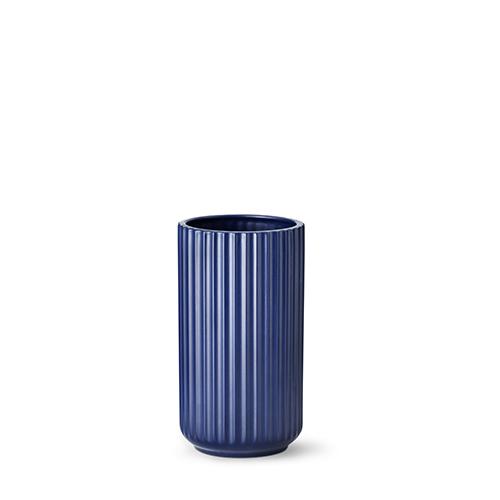 5020-lyngby-vasen-20-cm-mat-blaa-porcelaen-500x500
