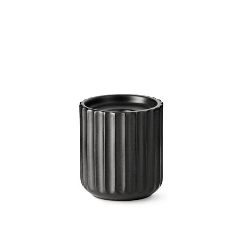 20065-lyngby-stagen-6,5-cm-mat-sort-porcelaen-500x500