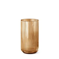 9825-lyngby-vasen-25-cm-amber-glas-500x500