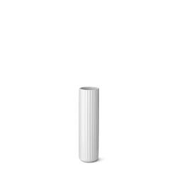 1118-lyngby-solitaire-vase-18-cm-hvid-porcelain-500x500