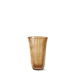 9818-lyngby-trompet-vase-18-cm-amber-glas-500x500