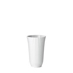 1018-lyngby-trompet-vase-18-cm-hvid-porcelaen-500x500