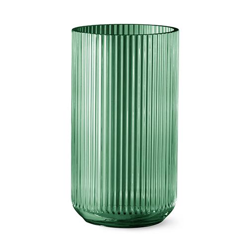 9735-lyngby-vasen-35-cm-grøn-glas-500x500