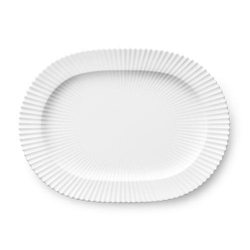 333-lyngby-oval-serveringsfad-33-cm-klar-hvid-porcelaen-500x500