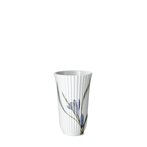 981018-lyngby-trompet-vasen-18-cm-klar-hvid-porcelaen-flora-danica-krokus-500x500